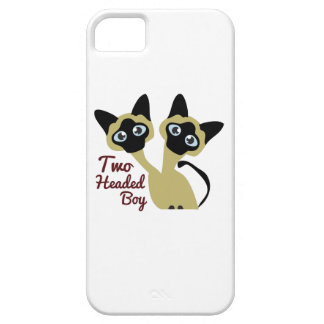 Two Headed Boy iPhone 5 Covers