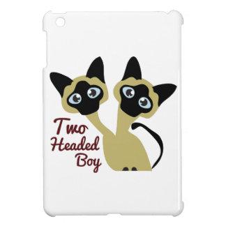 Two Headed Boy iPad Mini Cases