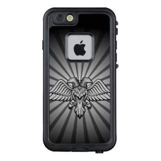 Two headed eagle LifeProof FRĒ iPhone 6/6s case