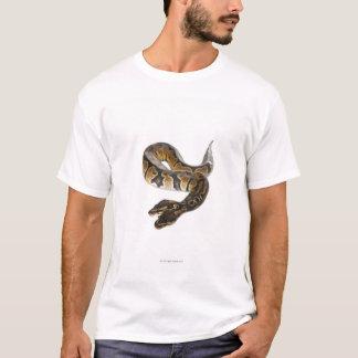 Two headed Royal Python or Ball Python - Python T-Shirt