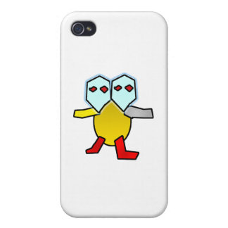 Two headed turtle iPhone 4 cases