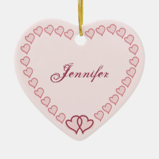 Two hearts Entwined Ornament