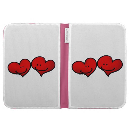 two hearts in love kindle 3G cover