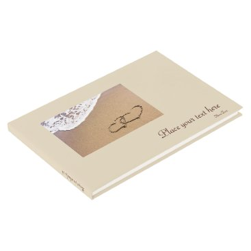 Two Hearts In The Sand Guest Book