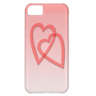 Two Hearts Joined As One Case For iPhone 5C