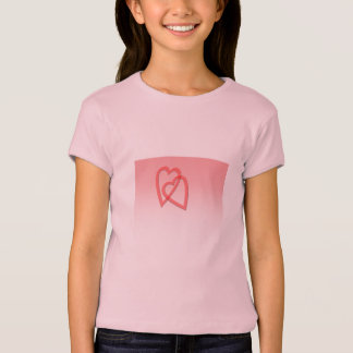 Two Hearts Joined As One T-Shirt