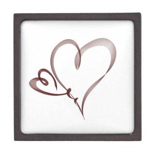 Two Hearts - love Premium Gift Box