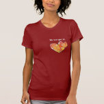 Two Hearts Love T-shirt