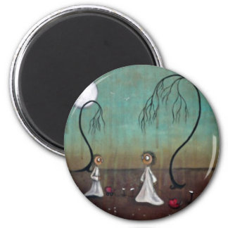 Two Hearts Magnet