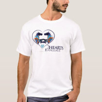 Two Hearts One Language T-Shirt