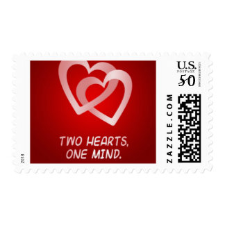 two hearts one mind stamps