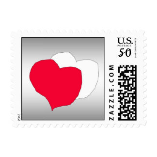 Two Hearts Postage