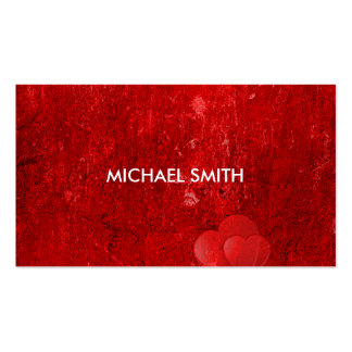 Two Hearts the Wall - Business Card