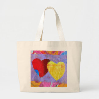 Two Hearts Together Bag