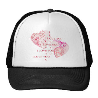 Two Hearts Trucker Hat