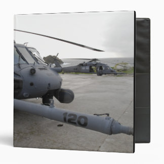 Two HH-60G Pave Hawks Binder