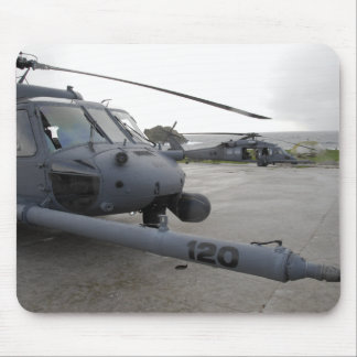 Two HH-60G Pave Hawks Mouse Pad