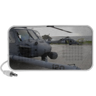 Two HH-60G Pave Hawks iPod Speakers