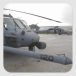 Two HH-60G Pave Hawks Stickers