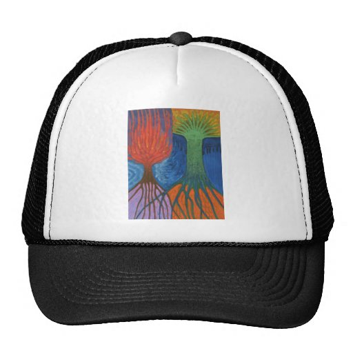 Two Hills Mesh Hats