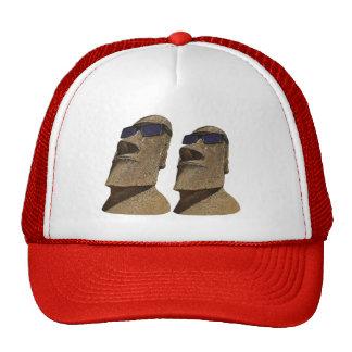 Two Hip Moai - Trucker Hat