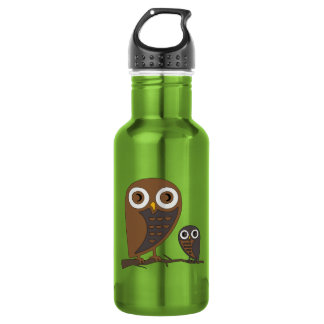 Two Hooters 18oz Water Bottle