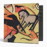 Two Horses, 1911/12 Vinyl Binders