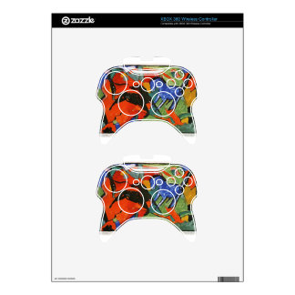 Two Horses by Franz Marc Xbox 360 Controller Skin
