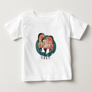Two Horses II Baby T-Shirt
