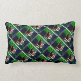 Two Horses pillow