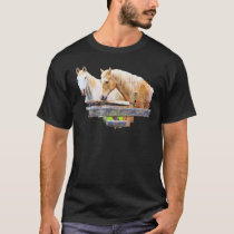 Two Horses T-Shirt