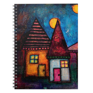 Two Houses Notebook