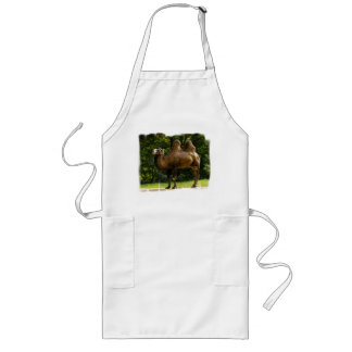 Two Humped Camel Long Apron