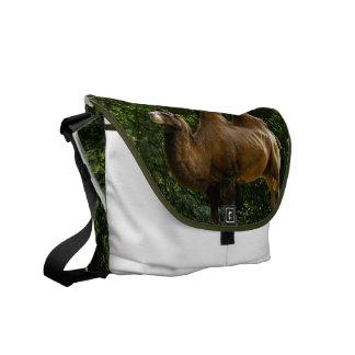 Two Humped Camel Messenger Bag