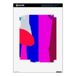 Two Imaginations iPad 3 Skin