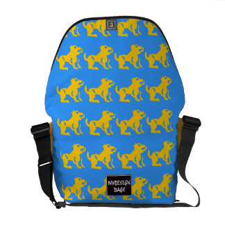 Two in One Design Backpack and Messengerbag Messenger Bags