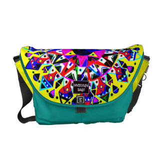 Two in One Design Citybag & Messengerbag Messenger Bag
