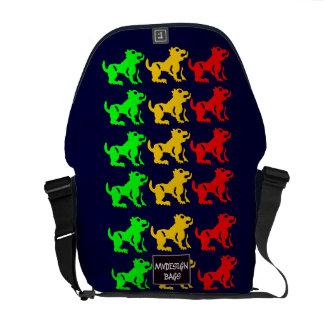 Two in One Medium Backpack Messengerbag Messenger Bag