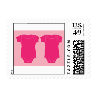 Two In Pink Postage