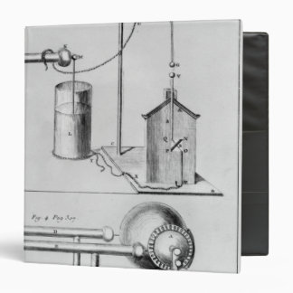 Two instruments to study electricity 3 ring binder