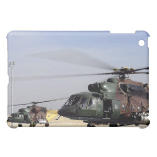 Two Iraqi Mi-17 Hip Helicopters Case For The iPad Mini