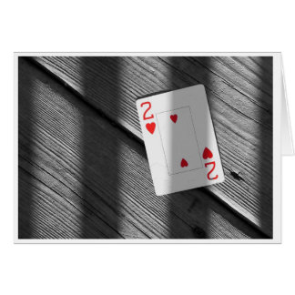 Two is Better Card