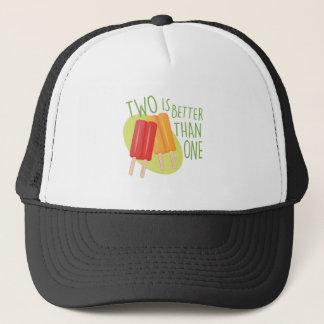Two Is Better Trucker Hat