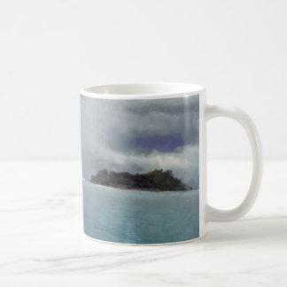 Two islands or one coffee mug