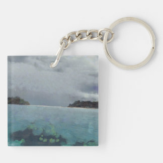Two islands or one keychain