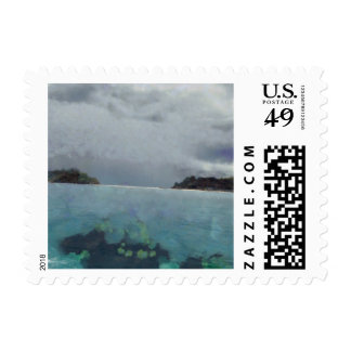 Two islands or one postage stamp