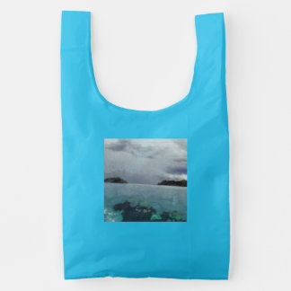 Two islands or one reusable bag
