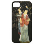 Two Japanese Women iPhone 5 Cases