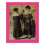 Two Jews by Vereshchagin 1884 Posters