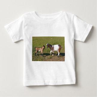 Two kids baby T-Shirt